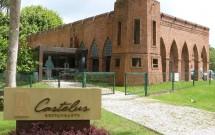 Restaurante Castelus no Instituto Ricardo Brennand