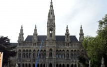 O gótico prédio da Neues Rathaus