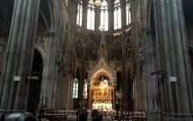 Votivkirche por dentro