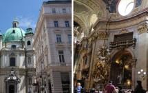 A bela e barroca Peterskirche