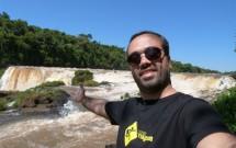Curtindo os Saltos del Monday no Paraguai
