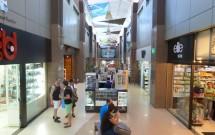 Interior do Shopping del Este