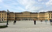 Visita ao Palácio Schönbrunn em Viena na Áustria
