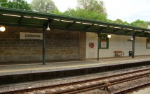 Estação Schönbrunn do metrô