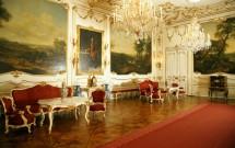 Uma das salas de Schönbrunn (Autor: Steve Sharpe - flickr)