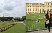 Großes Parterre - Jardim de Schönbrunn