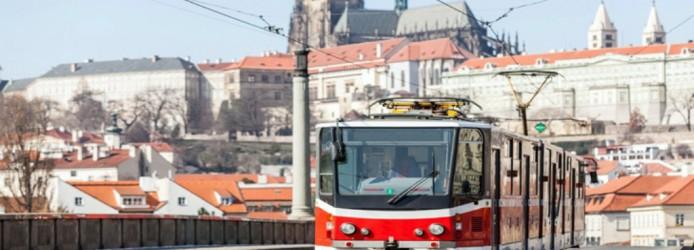 Transporte público de Praga