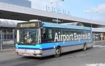 Airport Express (Bus AE) em Praga