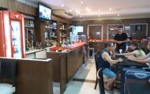 Ambiente Agradável do Restaurante Del Fuego