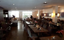Restaurante do Hotel Quality Jardins