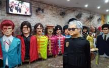 Casa dos Bonecos gigantes em Recife