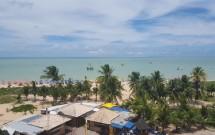 Praia de Tambaú em João Pessoa