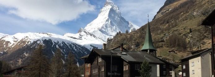 Zermatt e o Matterhorn