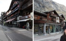 Bahnhofstrasse: a avenida principal de Zermatt