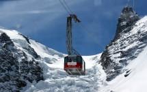 Visita ao Matterhorn Glacier Paradise em Zermatt na Suíça