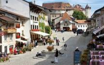 Gruyères na Suíça: O Que Fazer e Ver?