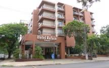 Hotel Rafain Centro em Foz do Iguaçu