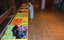 Mercadinho Infantil na Vila Brincante do Hotel Village