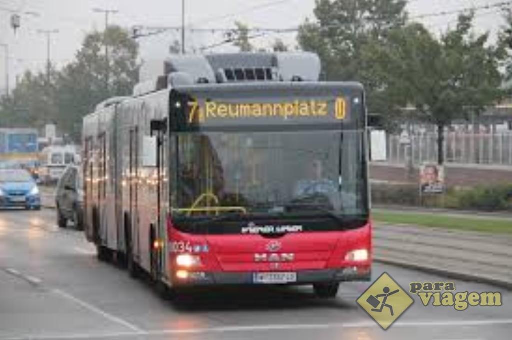 Ônibus de Viena