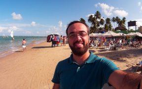 Curtindo a Praia em Porto de Galinhas