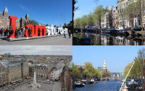 Dicas de Sobrevivência Pra Quem Vai à Amsterdam na Holanda