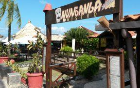 Entrada do Restaurante Munganga Bistrô