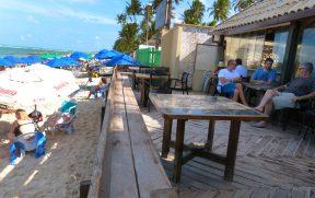 Munganga Bistrô de Frente para a Praia