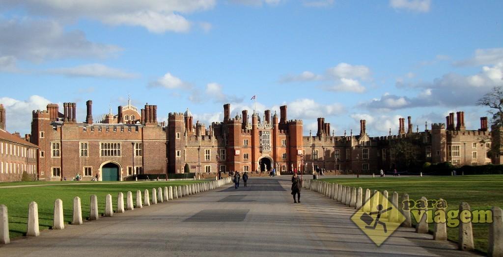e3983b85a67 Hampton Court Palace - Para Viagem