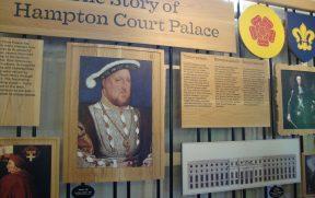 A História do Hampton Court Palace