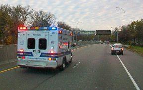 Abrindo Caminho para a Ambulância