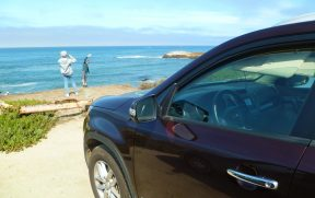 Carro Alugado em Viagem pela Califórnia
