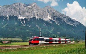 Como Utilizar os Trens na Áustria?