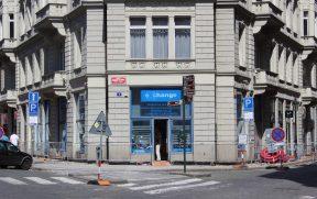 fachada da eXchange