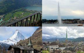 Dicas de Sobrevivência Para Quem Vai à Suíça