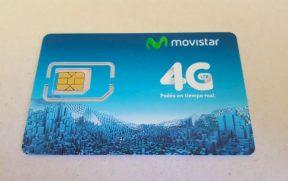 Chip de celular na Argentina