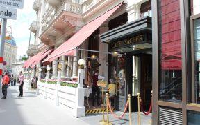 Café Sacher de Viena