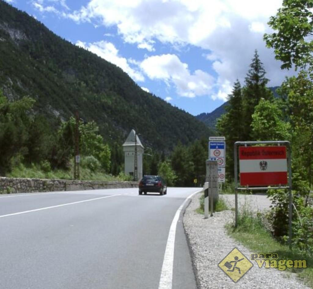 Estrada austríaca