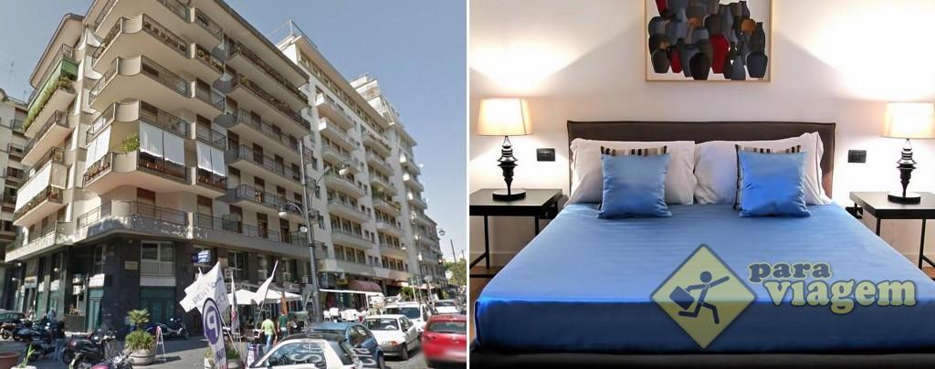Hotel Villa Albina Napoli Na