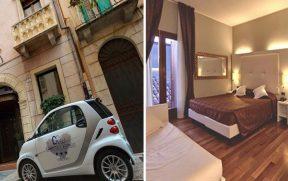 Hotel Giulietta & Romeo
