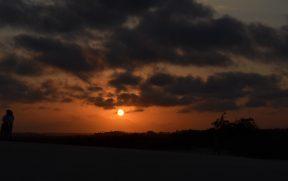 Por-do-Sol das Dunas de Itaúnas