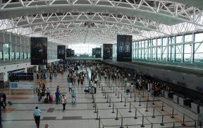 Aeroporto Internacional de Ezeiza em Buenos Aires