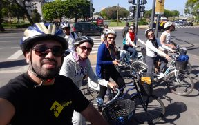 Blogueiros no Tour de Bike
