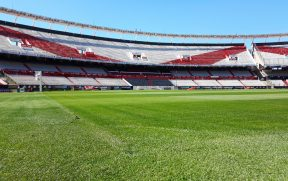 Gramado do Estádio do River Plate