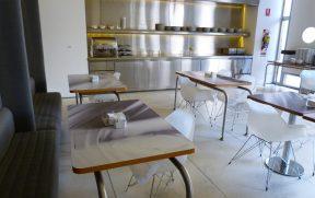 Restaurante do Dazzler Hotel Recoleta