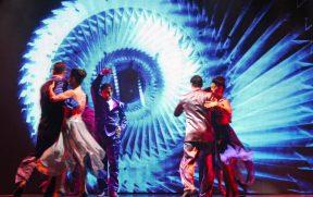 Show de Tango no Puerto Madero