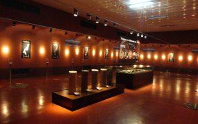 Salão de armoas da Belasco de Baquedano
