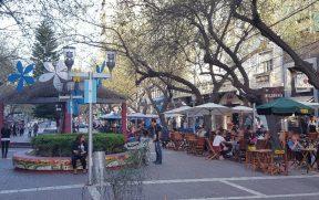 Paseo Sarmiento - Mendoza