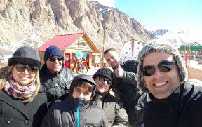 Estação de Esqui Los Penitentes