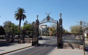 Portões do Parque General San Martin