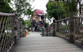 Ilha dos Piratas no Beto Carrero